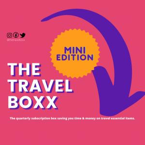 Mini Travel Boxx